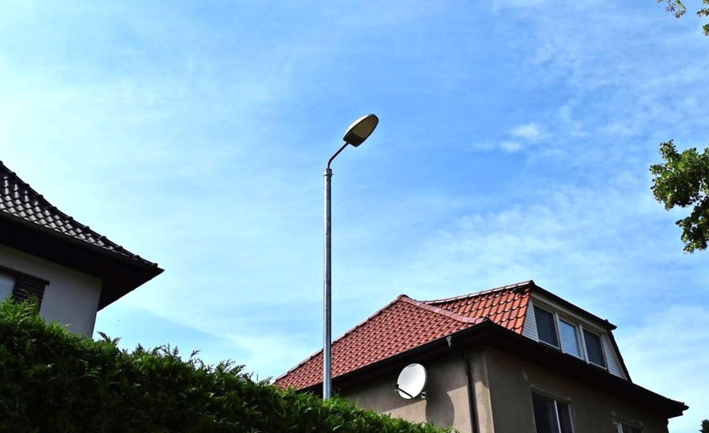 Straßenbeleuchtung Elektriker Detmold
